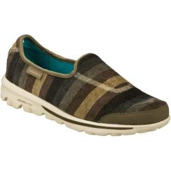 Women's Skechers GOwalk Trilogy Natural