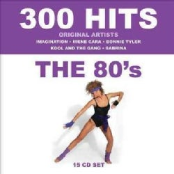 Various - 300 Hits: The 80's