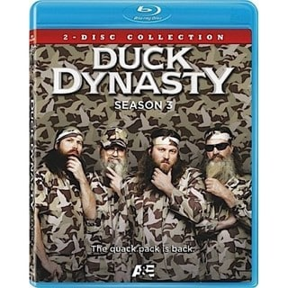 Duck Dynasty: Season 3 (Blu-ray Disc) 11952588