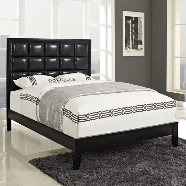 Lola Black Bed Frame
