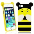 BasAcc Bee TPU Rubber Case for Apple iPhone 5/ 5S