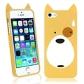 BasAcc Dog TPU Rubber Case for Apple� iPhone 5/ 5S