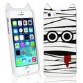 BasAcc Mummy TPU Rubber Case for Apple iPhone 5/ 5S
