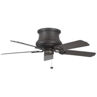 Madison Hugger 52-inch Oil Rubbed Bronze Ceiling Fan