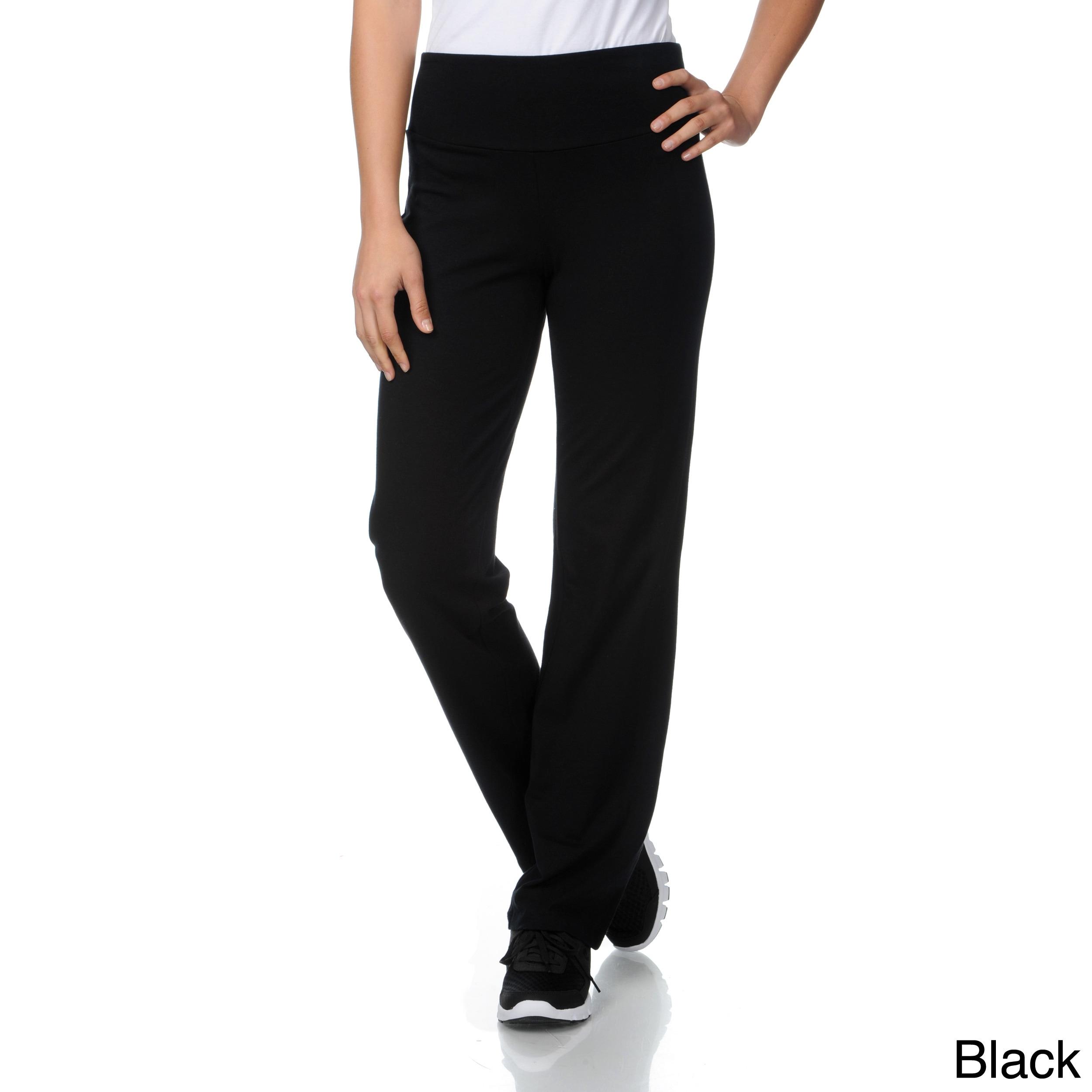 Teez-Her Teez-Her Women's Pull-On Seamed Waist Skinny Pants