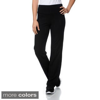 Teez-Her Women's Pull-On Seamed Waist Skinny Pants