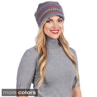 Women's Classic Pattern Winter Hat