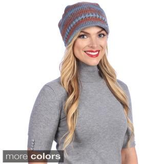Women's Classic Pattern Winter Hat