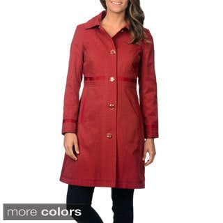 Ivanka Trump Women's Long Hooded Jacket