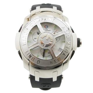 G-Unit Men's Watch by 50 Cent Spinning Rim Bezel