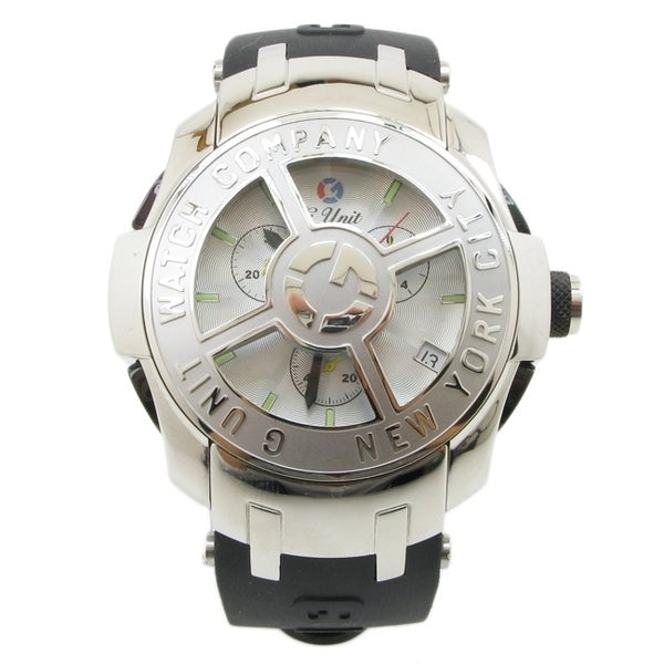 G-Unit Men's Watch by 50 Cent Spinning Rim Bezel