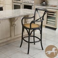 Christopher Knight Home Mandalay Black Birch Barstool