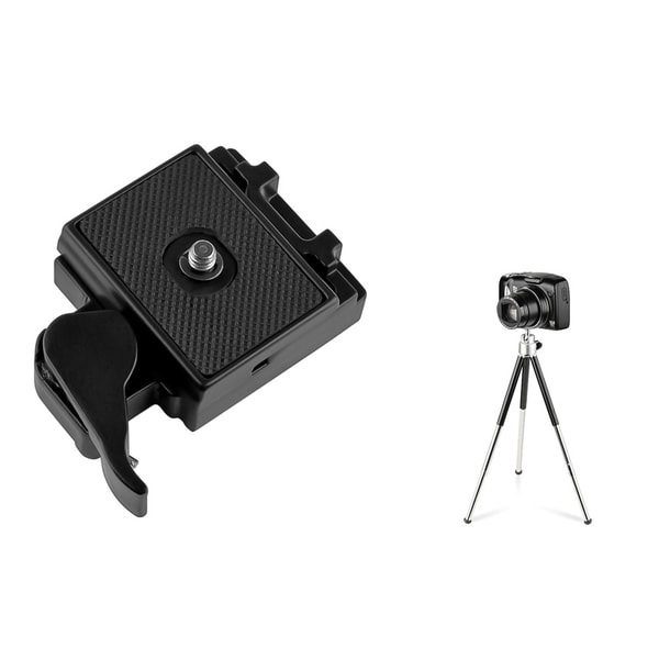 INSTEN Quick Release Adapter Set/ Tripod