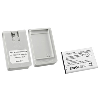 BasAcc Charger/ Battery for Samsung Galaxy Note N7000