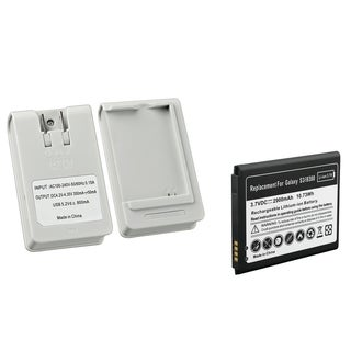 BasAcc Desktop Charger/ Battery for Samsung Galaxy S3 i9300