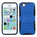 BasAcc Dark Blue/ Black Advanced Armor Stand Case for Apple iPhone 5C