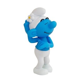 The Smurfs Vanity Smurf 5-inch Figure