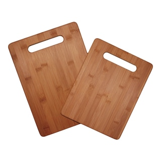 Totally Bamboo 2-piece Cutting Board Set