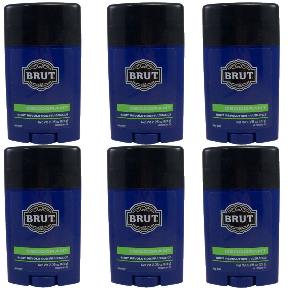 Brut Revolution 2.25-ounce Deodorant (Pack of 6) at Sears.com