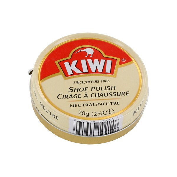 Kiwi Wax 2.5-ounce Neutral Shoe Polish (Pack of 6)