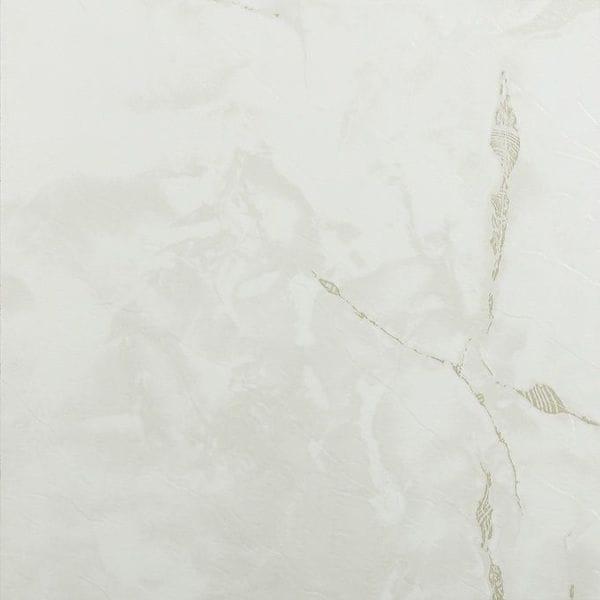 12x12 Nexus Classic White Grey Veins Self Adhesive Vinyl Floor Tiles
