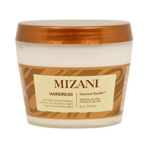 Mizani Coconut Souffle Light Moisturizing 8-ounce Hairdress