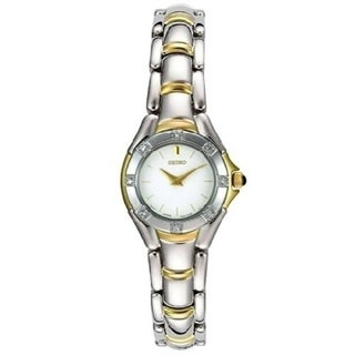 Seiko Women's Diamond Accent Watch