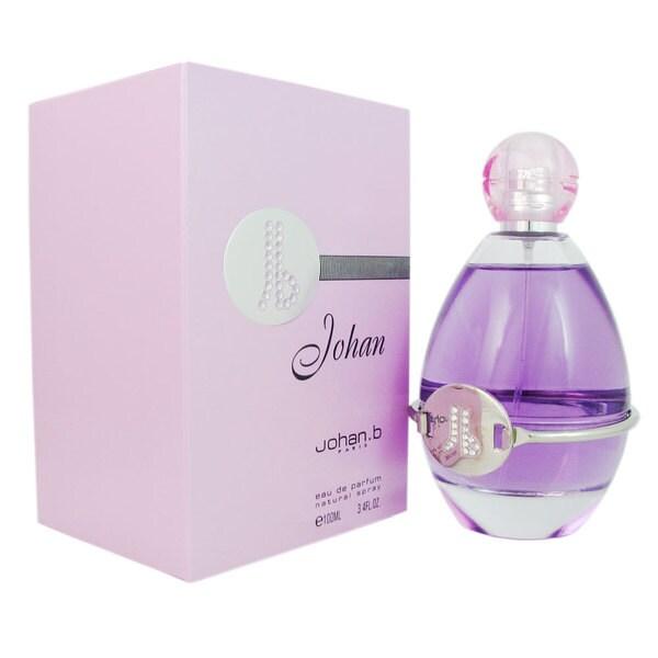 Johan B JB Johan Women's 3.4-ounce Eau de Parfum Spray