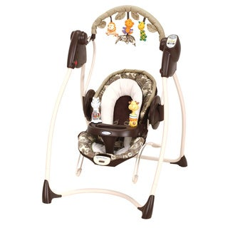 Graco Duo 2-in-1 Swing & Bouncer in Birkshire