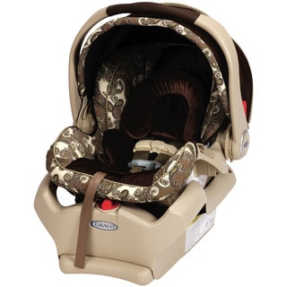 Graco SnugRide Classic Connect 35 Infant Car Seat in Birkshire
