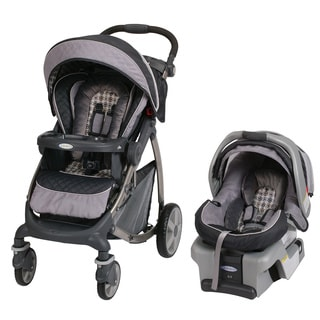 Graco Stylus Classic Connect DLX Travel System in Vance