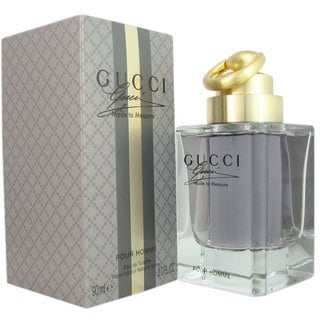 Gucci 'Made to Measure' Men's 3-ounce Eau de Toilette Spray