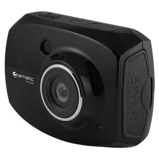 "Ematic SportsCam EVH528 Digital Camcorder - 2.4"" - Touchscreen LCD -"