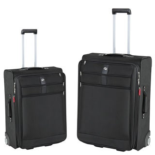 American Tourister 2-Piece Expandable Checked Luggage Set