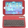 Griffin Keyboard Red Folio Case for iPad Mini