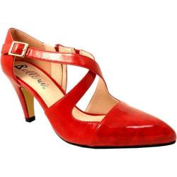 Women's Bellini Philadelphia Red Polyurethane