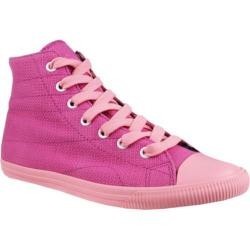 Women's Burnetie High Top X 035133 Pink