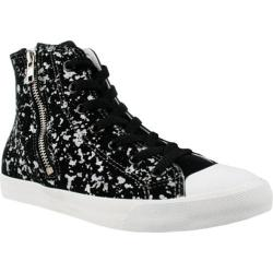 Men's Burnetie High Top Zip 2 Black