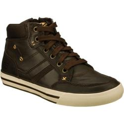 Boys' Skechers Planfix Cogent Chocolate