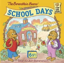 The Berenstain Bears' School Days (Hardcover)