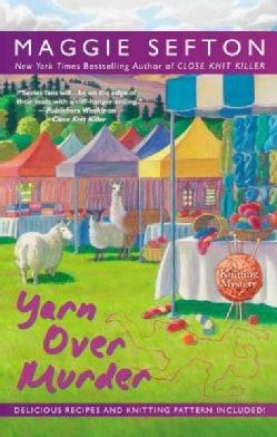 Yarn Over Murder (Hardcover)