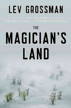 The Magician's Land (Hardcover)