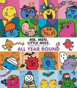 Mr. Men Little Miss All Year Round (Paperback)