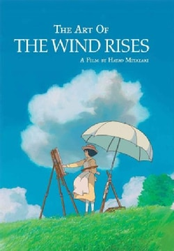 The Art of the Wind Rises (Hardcover)