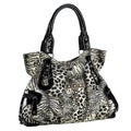 Animal Print Shoulder Bag