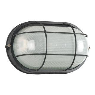 Outdoor Black Bulk Head Light