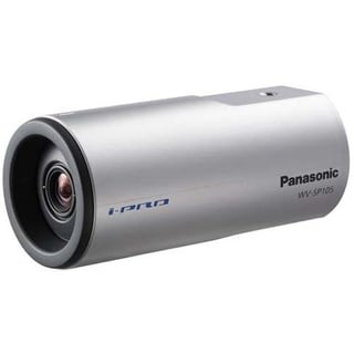 Panasonic i-Pro WV-SP105 Network Camera - Color, Monochrome