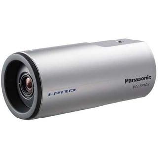 Panasonic i-Pro WV-SP105 Network Camera - Color, Monochrome