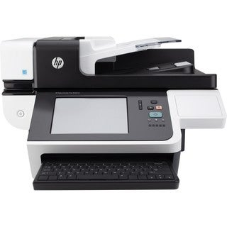 HP 8500 Sheetfed/Flatbed Scanner - 600 dpi Optical