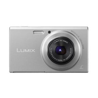 Panasonic Lumix DMC-FH10 16.1MP Silver Digital Camera